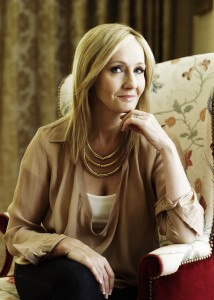 Joanne K. Rowling © Andrew Montgomery