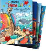 Hexe Lilli, 4 Bände
