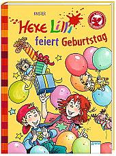 Hexe Lilli - feiert Geburtstag