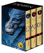 Eragon von Christopher Paolini im Schuber
