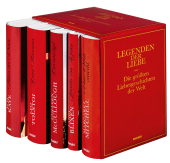 Legenden der Liebe - 5 Bände im Schuber