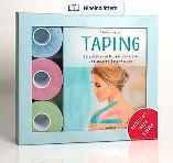 Taping-Set: Buch mit Tapes als Selbsthilfe bei vielen Beschwerden