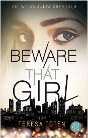Beware that Girl (Buch bei Weltbild)