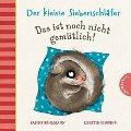 Der kleine Siebenschläfer - Das ist noch nicht gemütlich (Buch bei Weltbild.de)