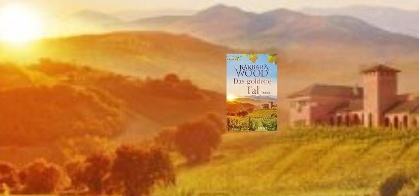 Das goldene Tal von Barbara Wood