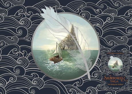 Die Silbermeer-Saga, Der König der Krähen von Katharina Hartwell
